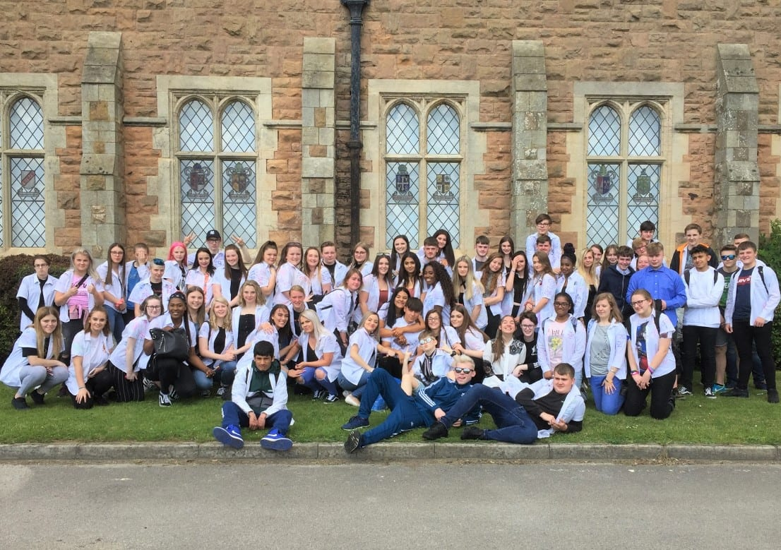 Momentous milestone as year 11 students leave QEA