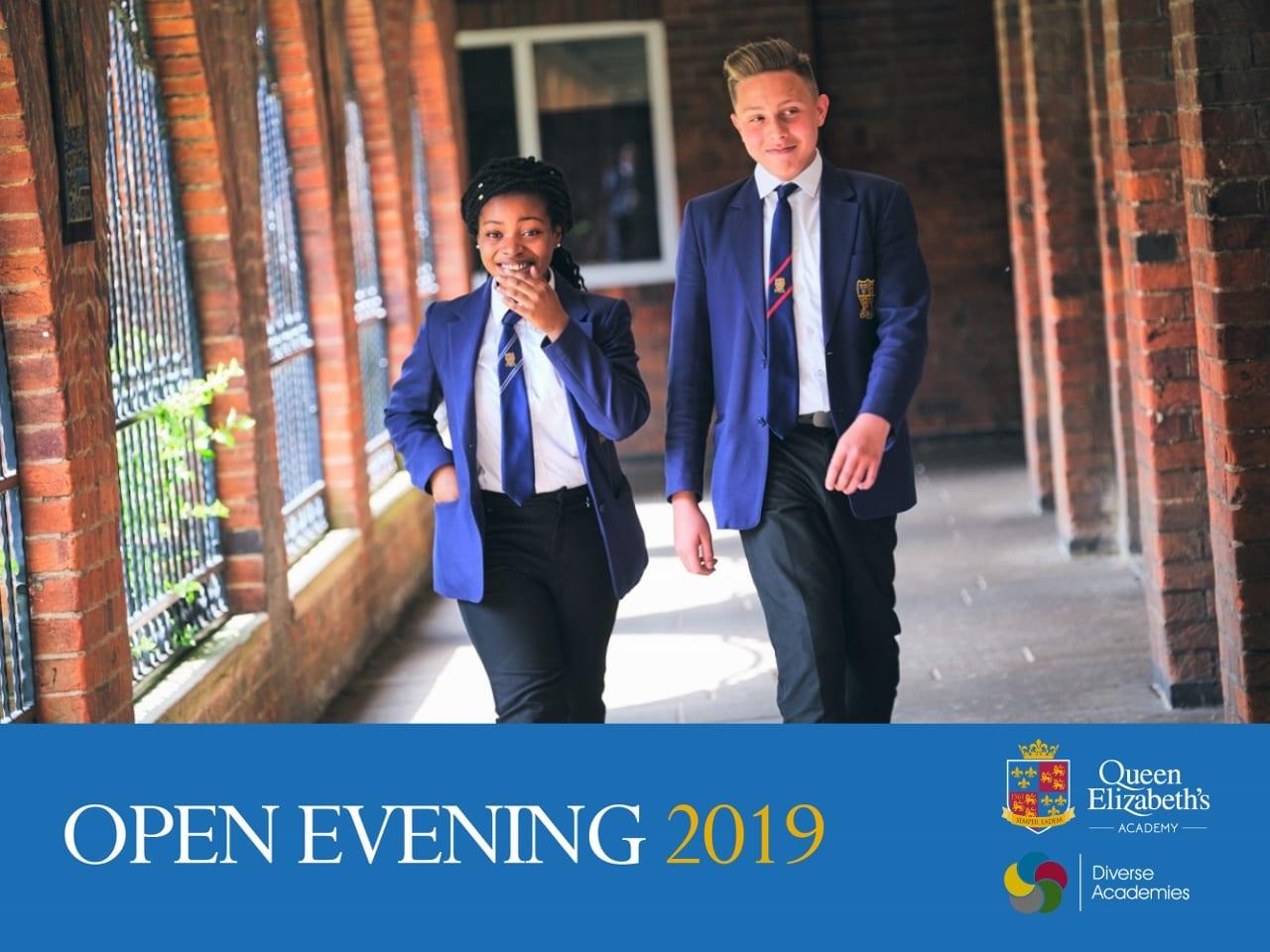 Year 6 Open Evening – Wednesday 18 September 2019