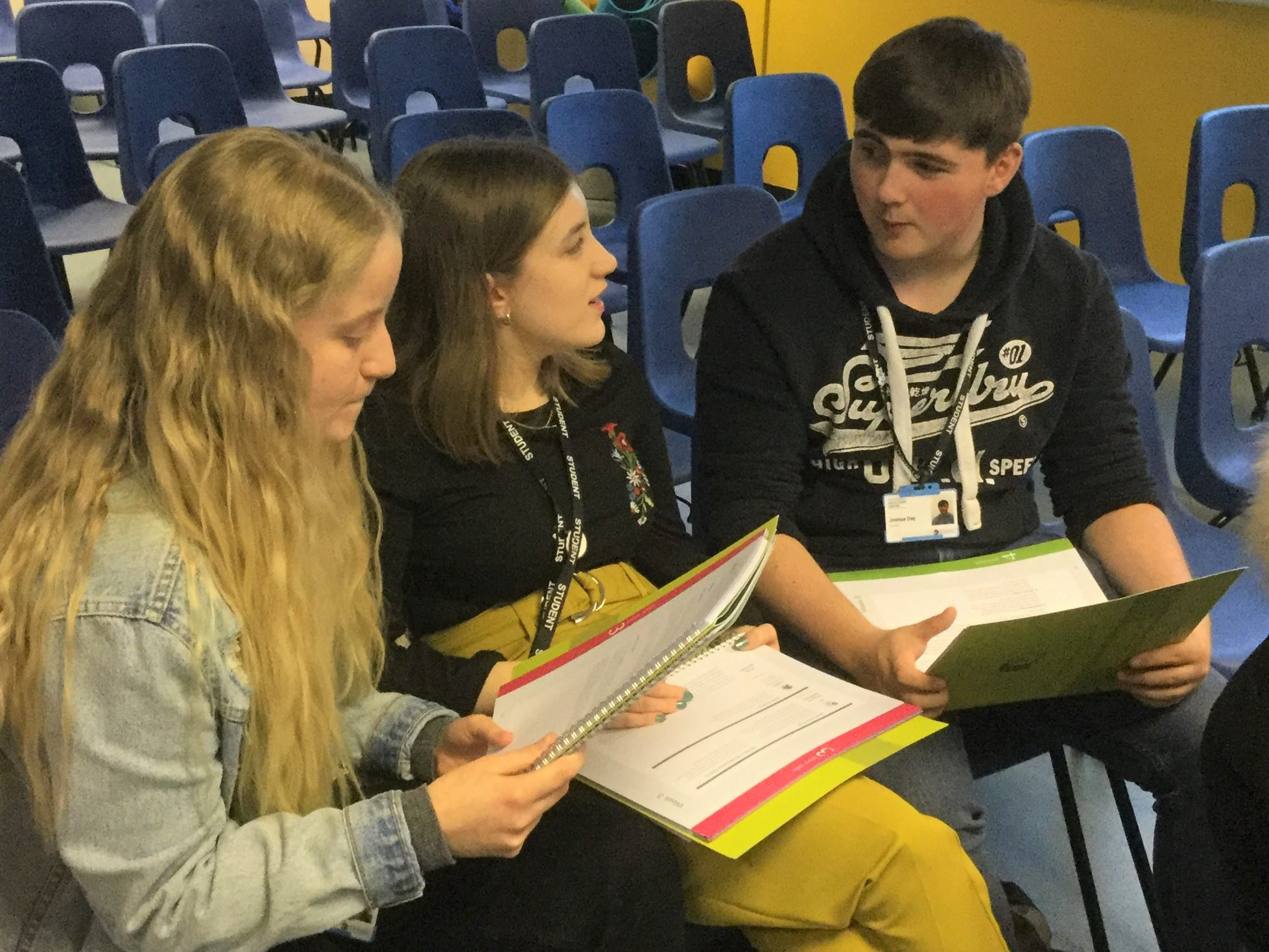 Students trained to deliver mental health support