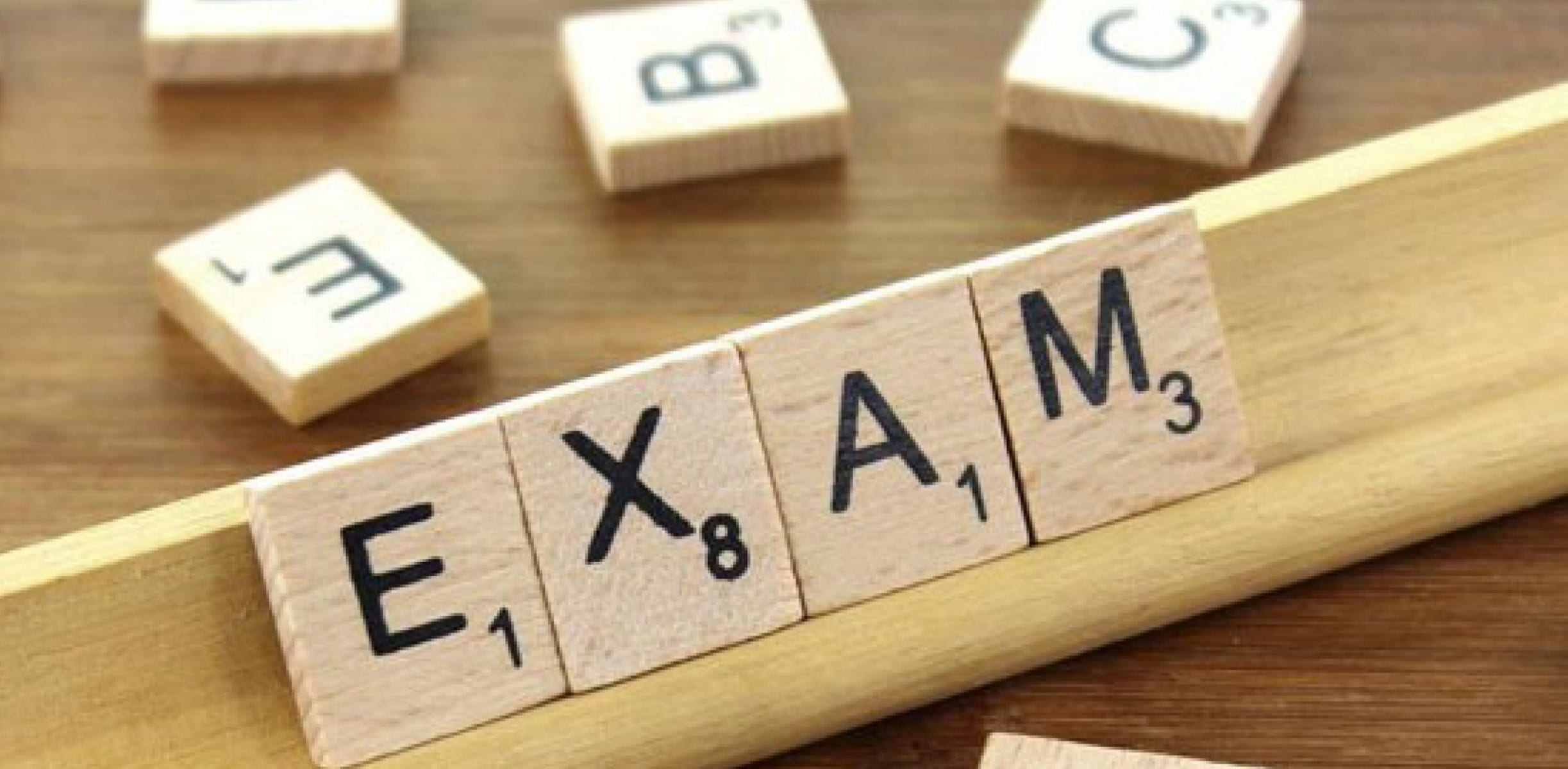Government announcement on examinations and grades